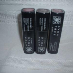 Avon lipstick 3 piece set
